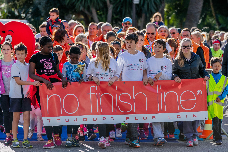 Τι είναι το No Finish Line