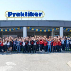 Η Praktiker Hellas έχει τη μεγαλύτερη εταιρική ομάδα στο NFLAthens!