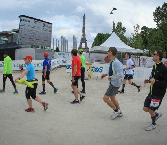 Ρεκόρ για το No Finish Line Paris