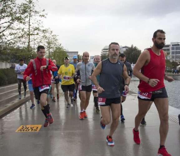 No Finish Line Athens: Ολοκληρώθηκαν οι εγγραφές σε 3 αγώνες